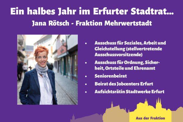Rückblick Jana 2019