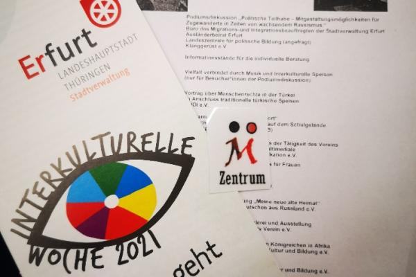 Rückblick auf Auftakt zur Interkulturellen Woche in Erfurt